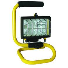 Floodlight - Portable, Halogen, Yellow, 150 Watt, , scaau_hi-res