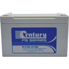 RECHARGEABLE BATTERY -  PS6100, 6V 10AH *, , scaau_hi-res