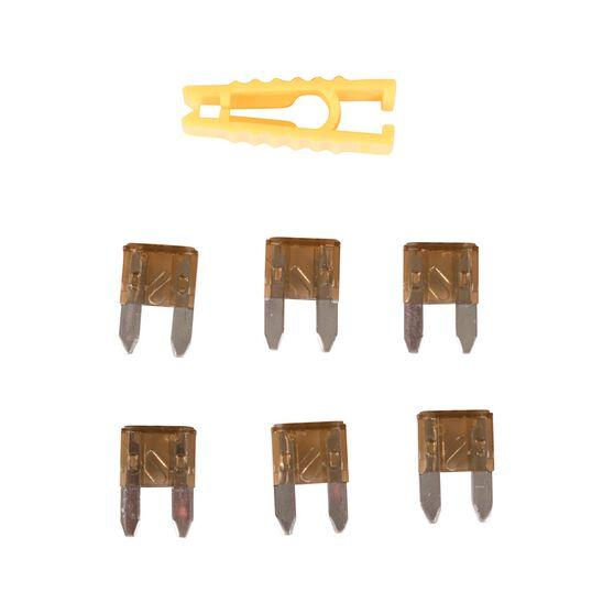 SCA Fuse Mini Blade - 7.5 AMP, 6pce, , scaau_hi-res