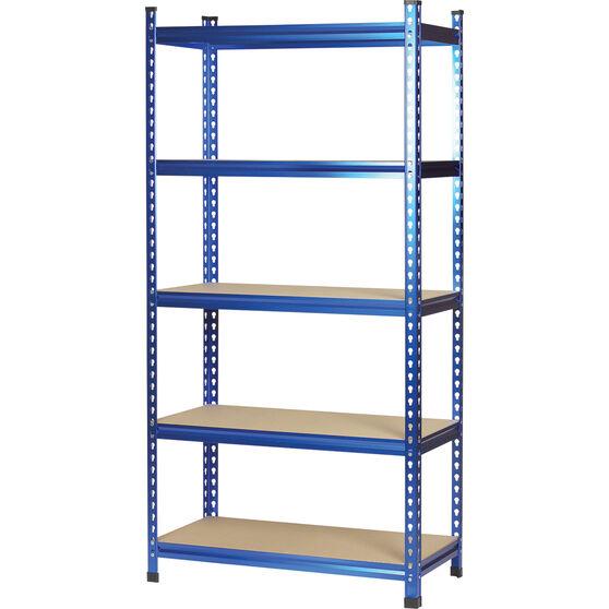 SCA 5 Shelf Unit Aluminium 220kg, , scaau_hi-res