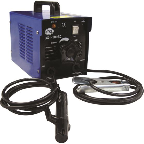 SCA Welding - Arc Transformer, 100 Amp, , scaau_hi-res