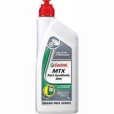 Castrol MTX 2 Stroke Gear Oil - 1 Litre, , scaau_hi-res