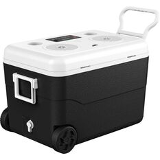 Thunda 55L Wheeled Cooler with Bluetooth Speakers, , scaau_hi-res