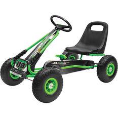 SCA Pedal Go Kart Green, , scaau_hi-res