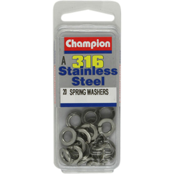 Champion Spring Washers - 8mm, , scaau_hi-res