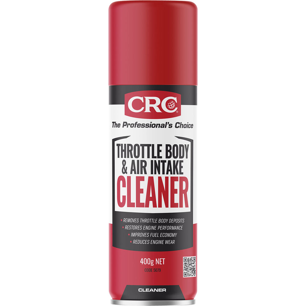 CRC Throttle Body and Air Intake Cleaner - 400g