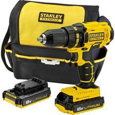 Stanley FatMax Drill Driver Kit - 18V, 2.0Ah, , scaau_hi-res