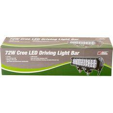 Led Cree Driving Light Bar 72W -14, , scaau_hi-res