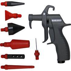 Air Blow Gun Kit - 8 Piece, , scaau_hi-res