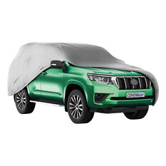 CoverALL Car Cover - Essential Protection - Suits 4WD Large to XLarge Vehicles, , scaau_hi-res