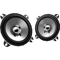 Kenwood 4 inch Dual Cone Speakers - KFC-E1055, , scaau_hi-res