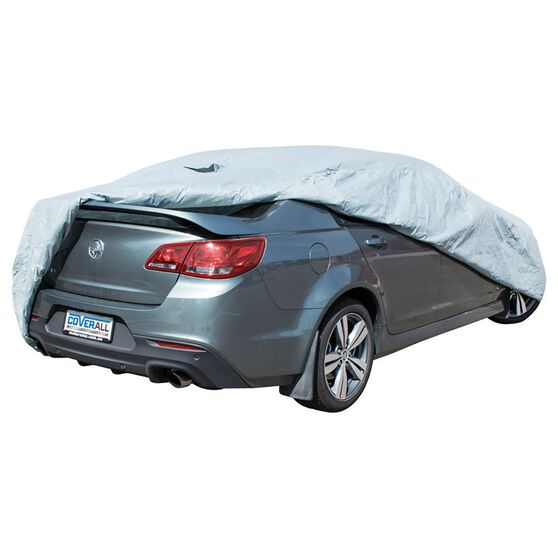 Coverall Waterproof Car Cover Gold Protection - Suits Extra Large Vehicles, , scaau_hi-res
