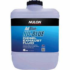 Nulon NU-BLUE Diesel Exhaust Fluid 10L, , scaau_hi-res