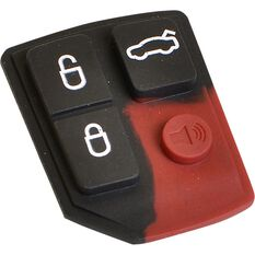 MAP Key Remote Button Replacement - Suits Ford Falcon BA - BF 4 Button, KF114, , scaau_hi-res