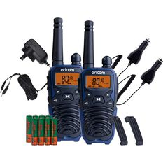 Oricom UHF CB Radio 2W 2 Pack UHF2195, , scaau_hi-res