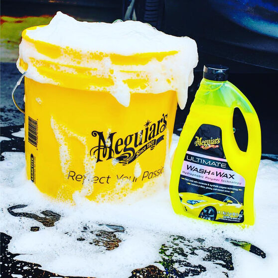 Meguiar's Ultimate Wash and Wax - 1.42 Litre, , scaau_hi-res