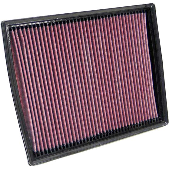 K&N Air Filter - 33-2787 (Interchangeable with A1433), , scaau_hi-res