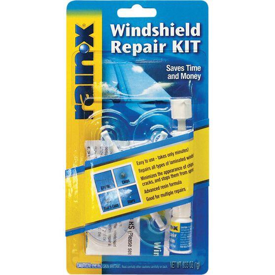 Windshield Repair Kit >> Rain X Windshield Repair Kit