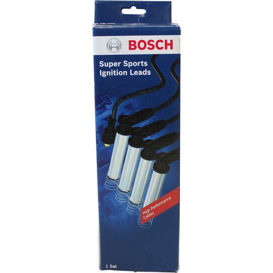 Bosch Super Sports Ignition Lead Kit B4776I, , scaau_hi-res