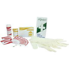 Personal First Aid Kit - 62 Piece, , scaau_hi-res