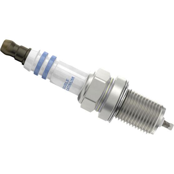 Bosch Platinum Spark Plug Single FR7KPP33+, , scaau_hi-res