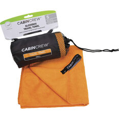 Cabin Crew Glovebox Towel - Orange, , scaau_hi-res