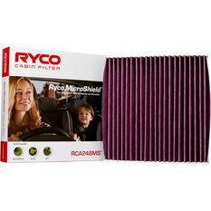 Ryco Cabin Air Filter Microshield RCA248MS, , scaau_hi-res