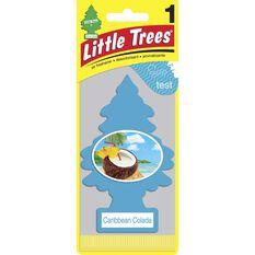 Little Trees Air Freshener - Caribbean Colada, , scaau_hi-res
