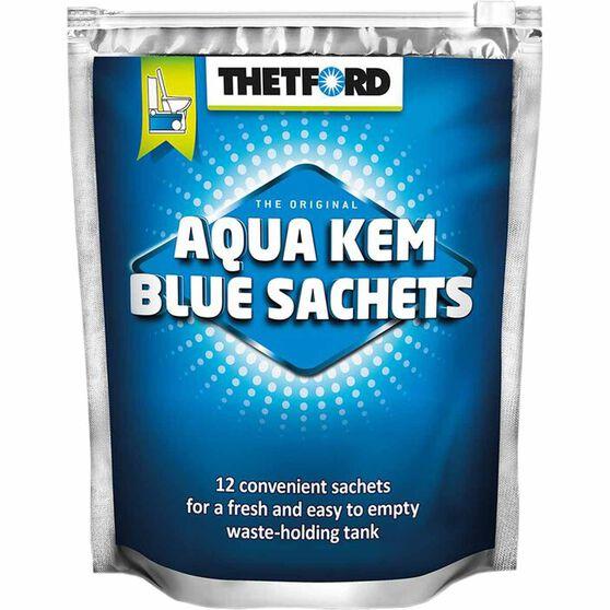 Aqua Kem Blue Sachets - 12 Pack, , scaau_hi-res