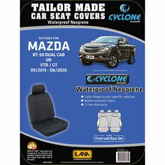 Ilana Cyclone Tailor Made Pack for Mazda BT-50 UR Dual Cab 09/15+, , scaau_hi-res