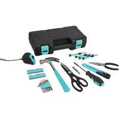 SCA 40 Piece Tool Kit Teal, , scaau_hi-res