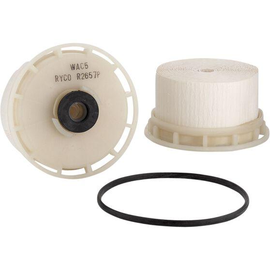Ryco Fuel Filter R2657P, , scaau_hi-res
