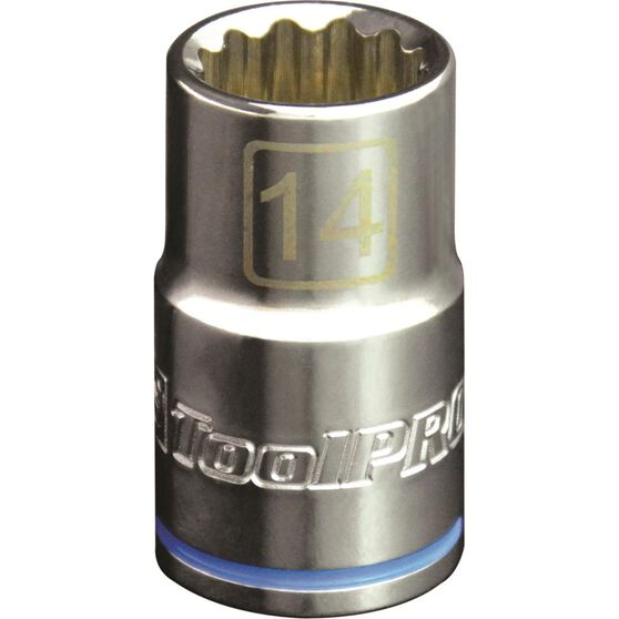 "ToolPRO Single Socket 1/2"" Drive 14mm, , scaau_hi-res"