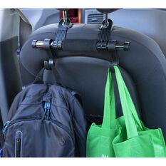 Cabin Crew Organiser - Long Bag Hanger, Black, , scaau_hi-res