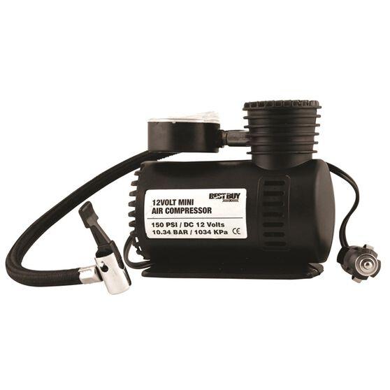 Best Buy Mini 12V Air Compressor, , scaau_hi-res