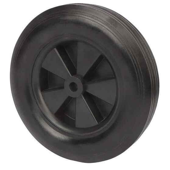 SCA Wheel Plastic Rim - 200 x 42mm, Rubber, , scaau_hi-res