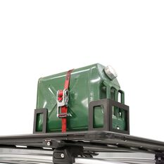 Rola Titan Tray Jerry Can Holder Vertical & Horizontal, , scaau_hi-res