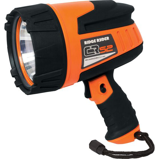 Ridge Ryder Rechargeable Spotlight - LED, S2, 3W