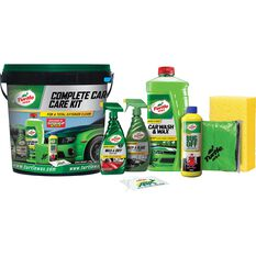 Turtle Wax Complete Care Kit - 8 Pieces, , scaau_hi-res