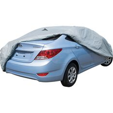 Car Cover - Gold Protection, Waterproof, Suits Medium Vehicles, , scaau_hi-res