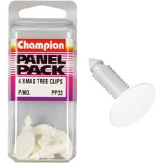 Champion Xmas Tree Clips - PP33, Panel Pack, , scaau_hi-res
