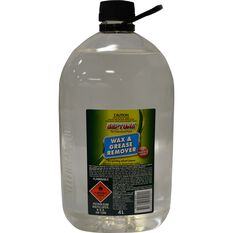 Septone Wax and Grease Remover - 4 Litre, , scaau_hi-res
