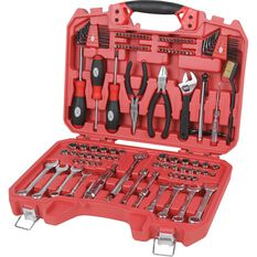 SCA Tool Kit - 119 Piece, , scaau_hi-res