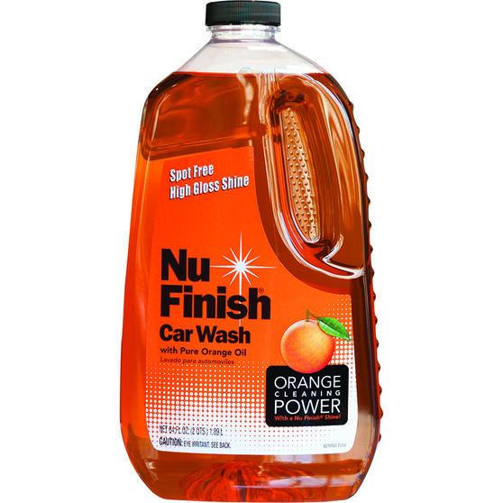 Nu Finish Car Wash - 1.89 Litre, , scaau_hi-res