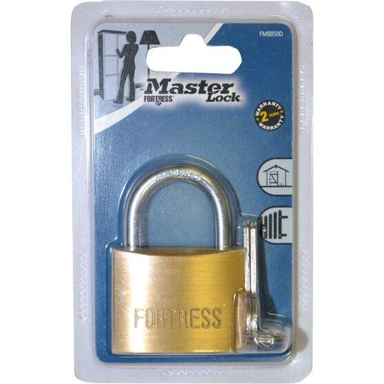 Master Lock Fortress Padlock - 50mm, , scaau_hi-res