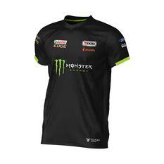 Monster Energy Men's Team T-Shirt Black XS, Black, scaau_hi-res