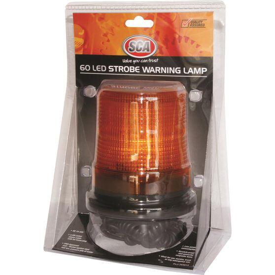 SCA Warning Lamp - 60 LED, 10-30V, , scaau_hi-res