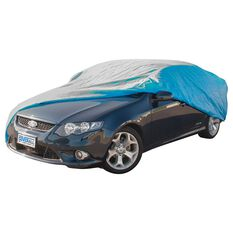 CoverALL Car Cover Silver Protection - Water Resistant, Extra Large, , scaau_hi-res