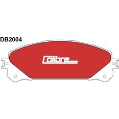 Calibre Disc Brake Pads DB2004CAL, , scaau_hi-res
