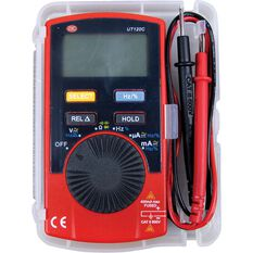 SCA Multimeter - Digital, Pocket, , scaau_hi-res